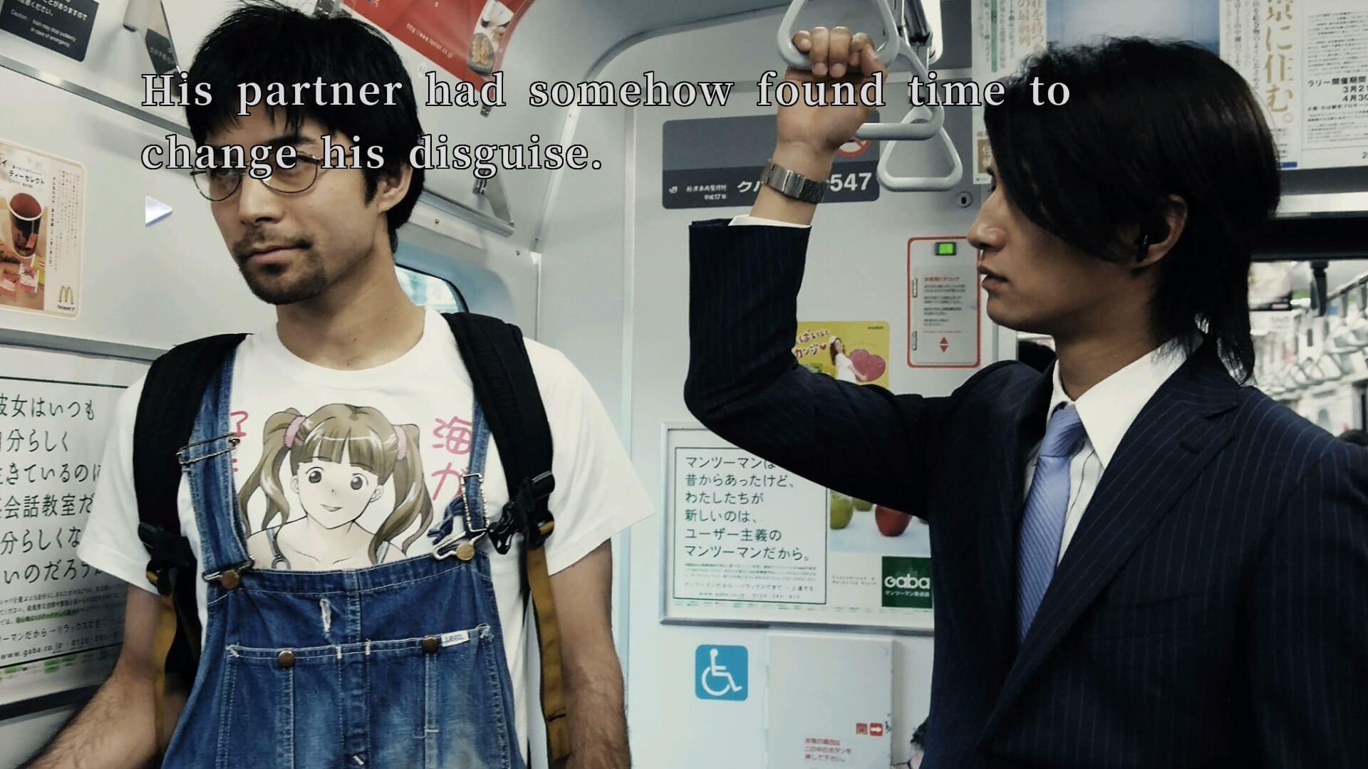 Скриншот №4 к 428 Shibuya Scramble