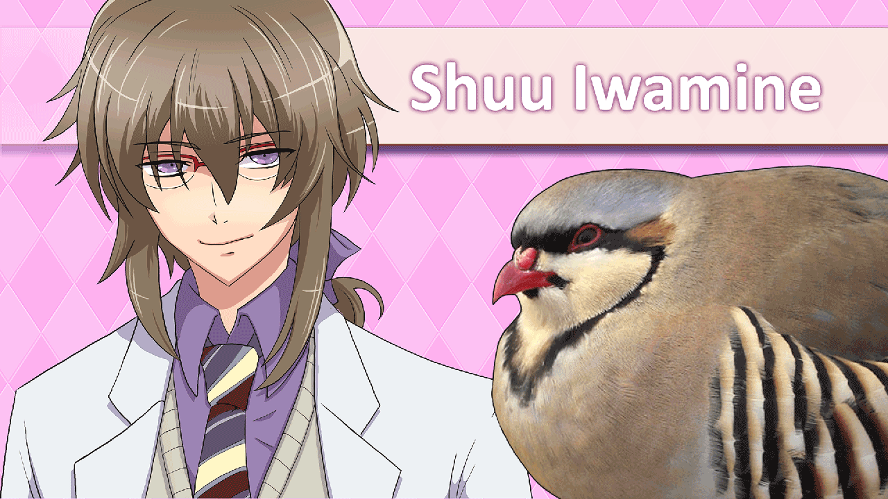 Hatoful Boyfriend скриншот 1