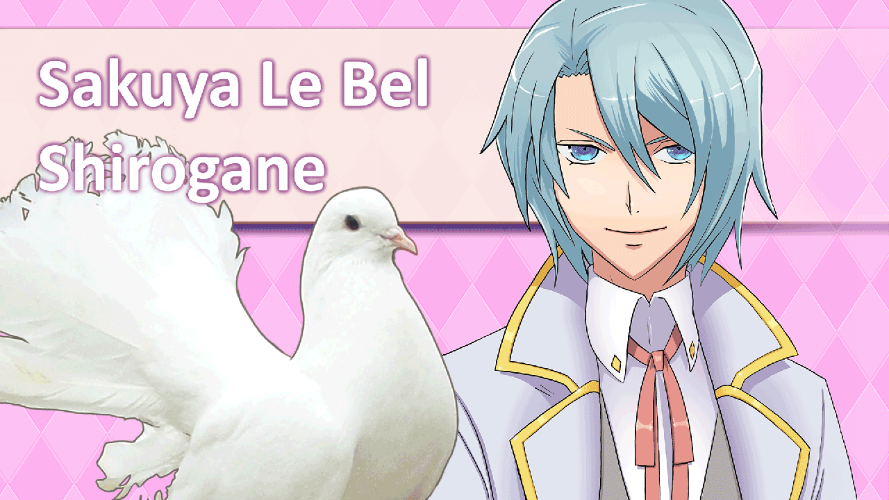 Hatoful Boyfriend скриншот 15