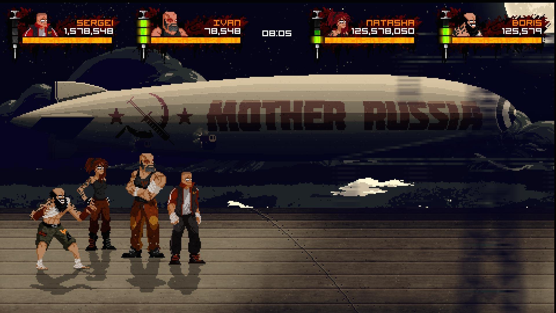 Скриншот №5 к Mother Russia Bleeds