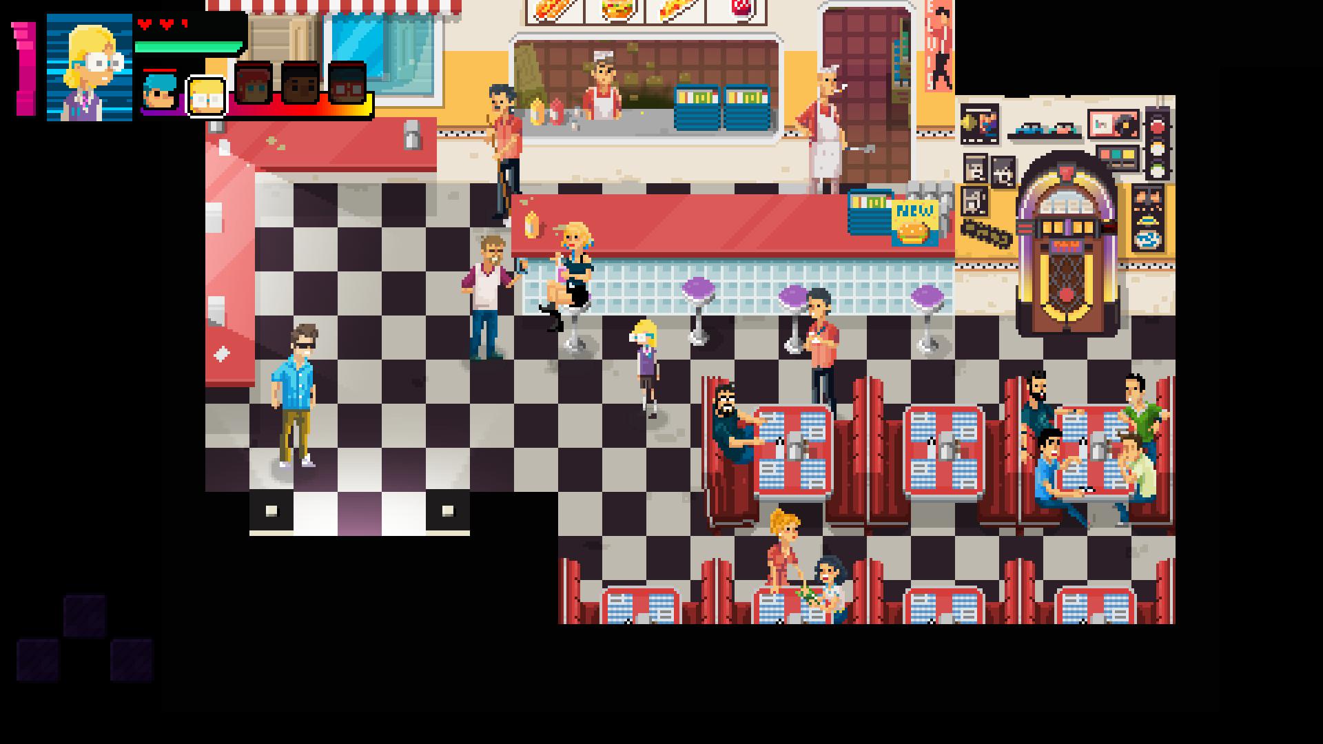 Crossing Souls скриншот 4
