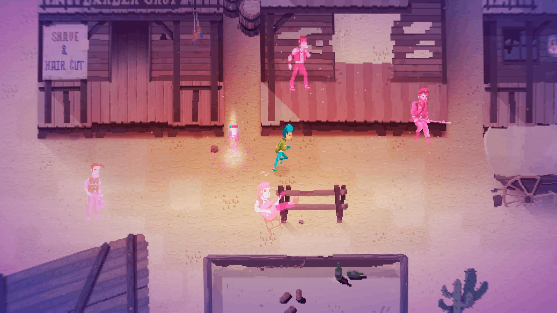 Crossing Souls скриншот 2