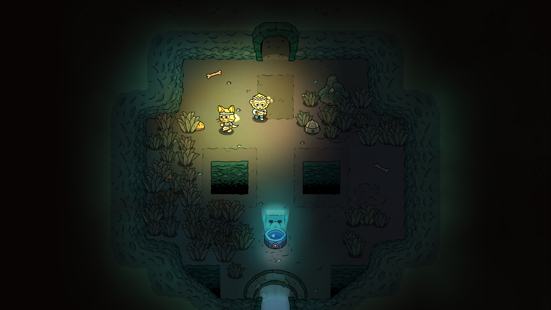 The Swords of Ditto: Mormo's Curse скриншот 5