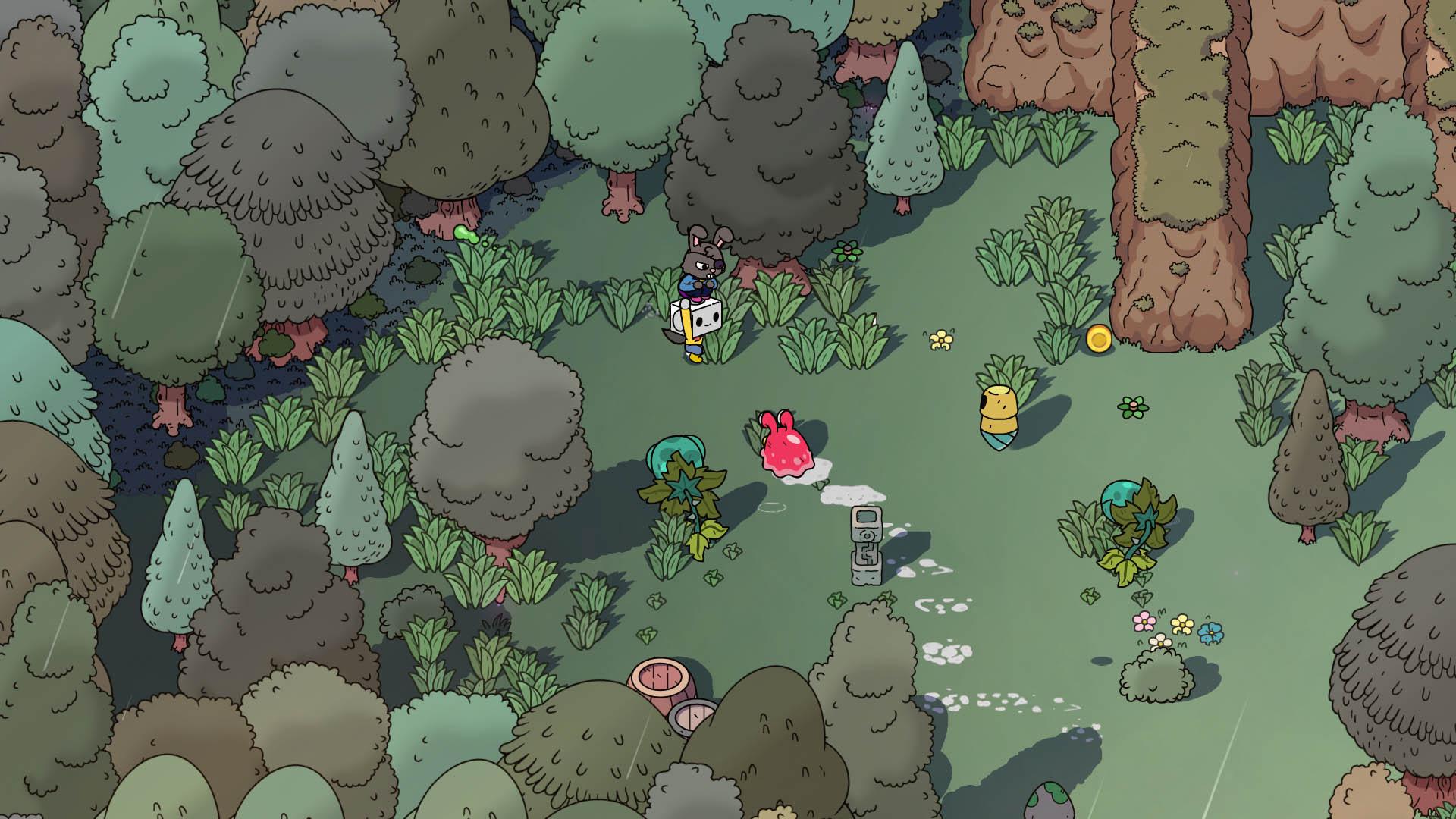 The Swords of Ditto: Mormo's Curse скриншот 7