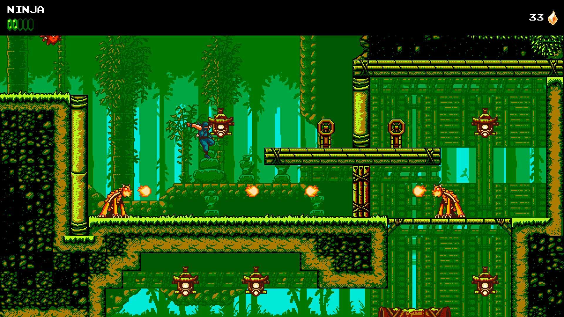Скриншот №2 к The Messenger