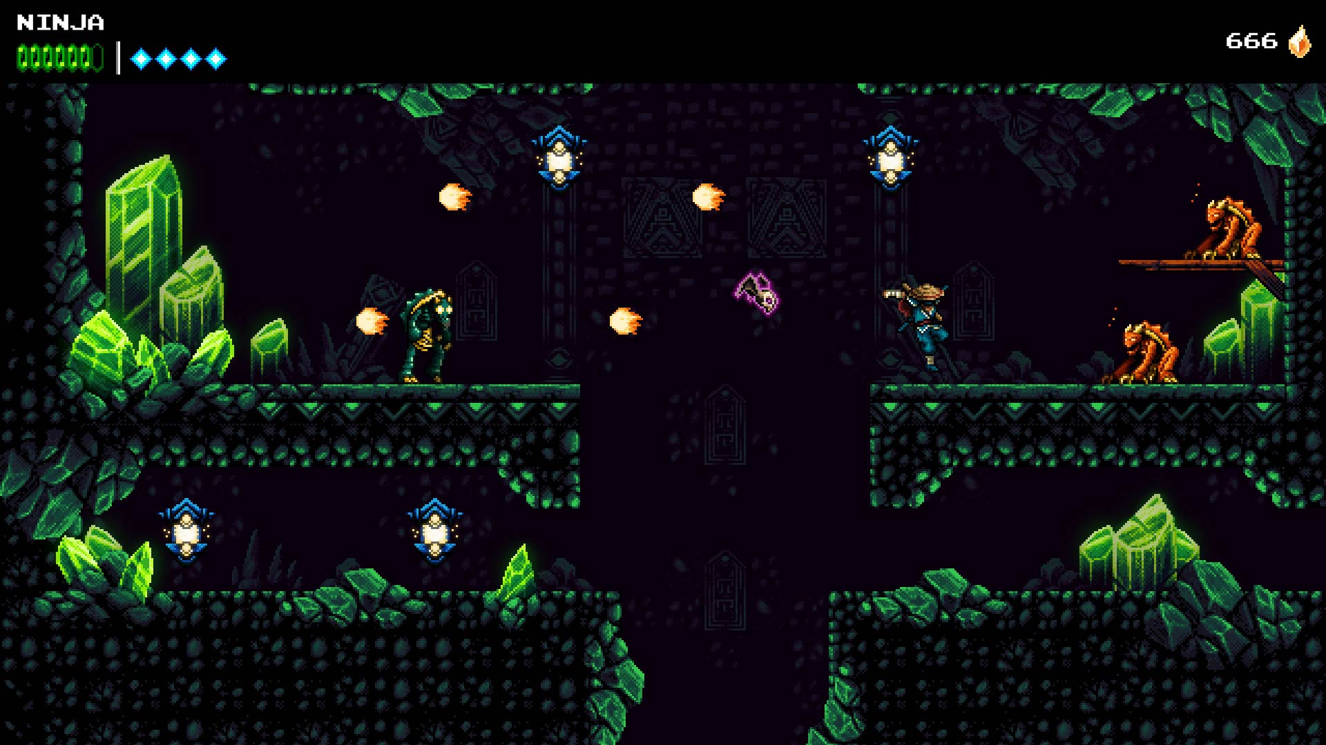 Скриншот №5 к The Messenger