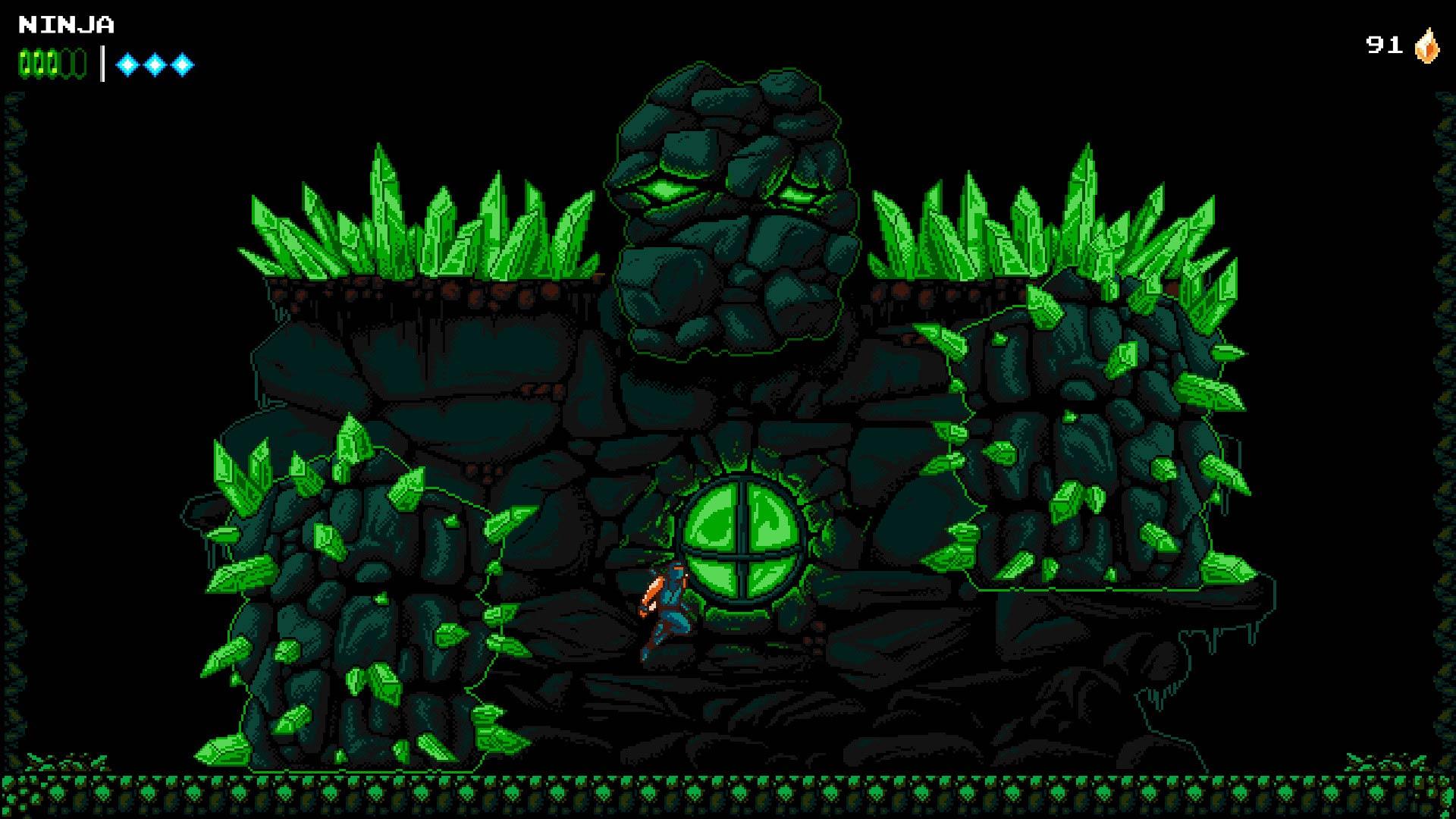 Скриншот №3 к The Messenger