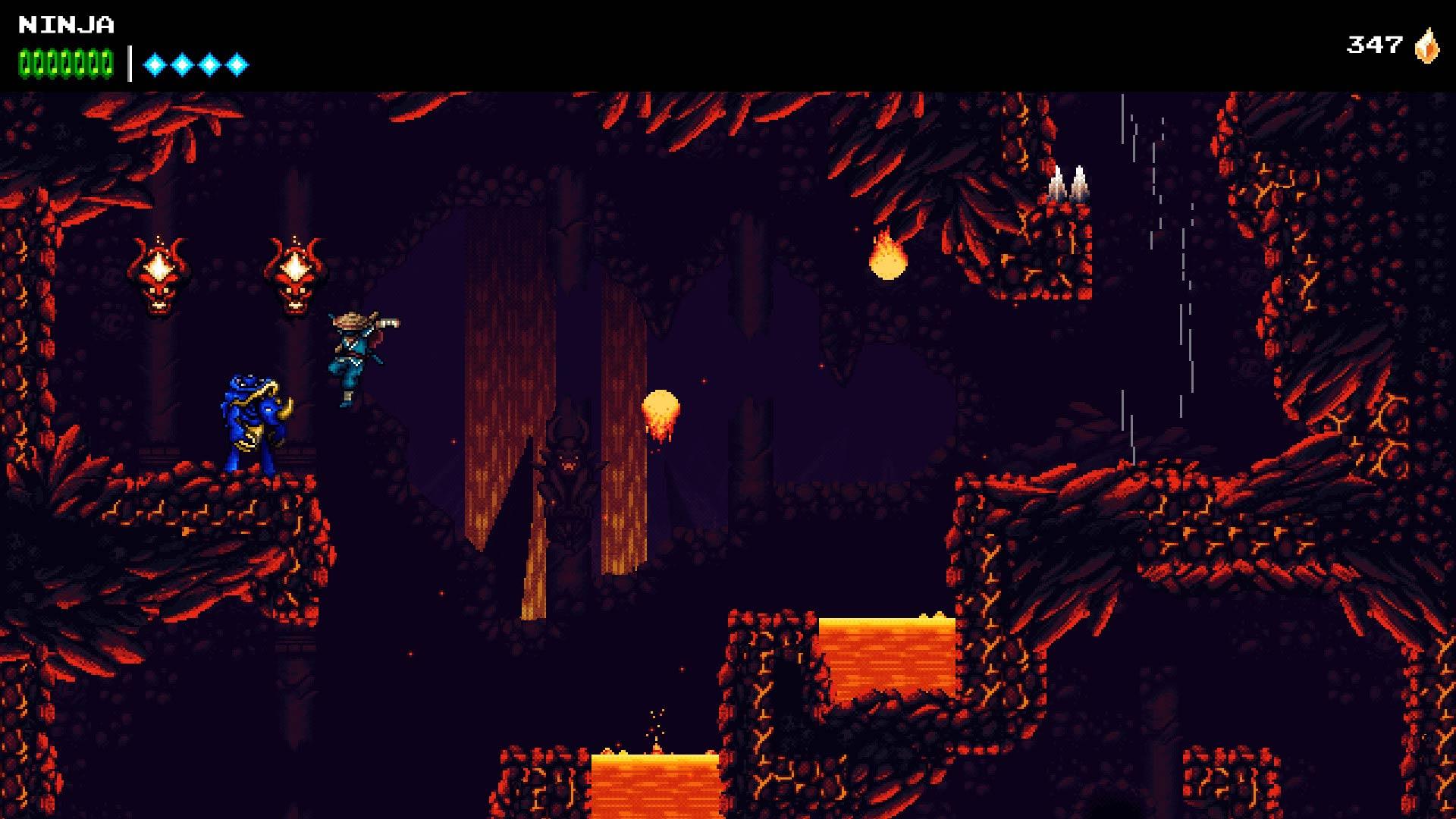 Скриншот №6 к The Messenger
