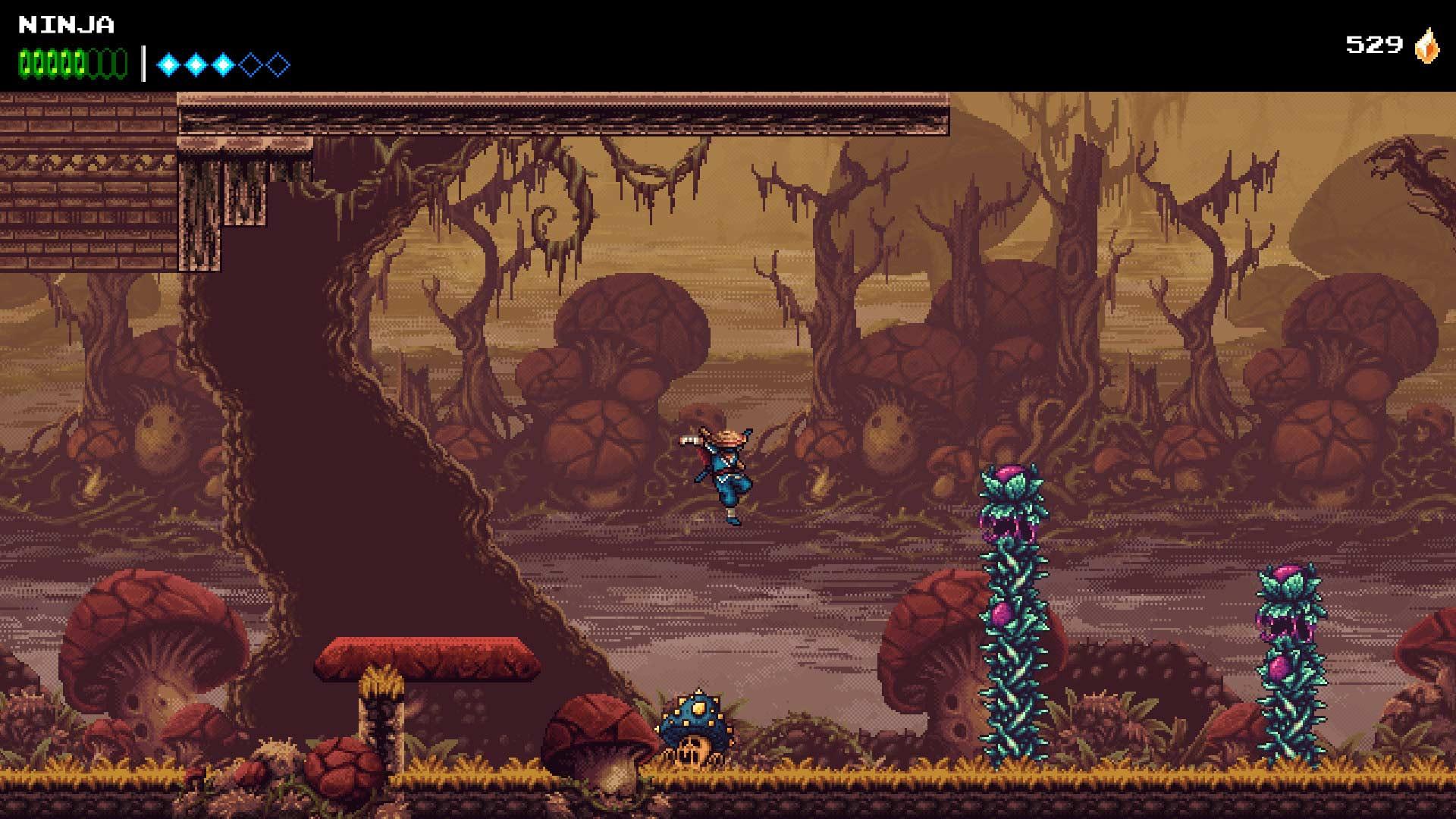 Скриншот №7 к The Messenger