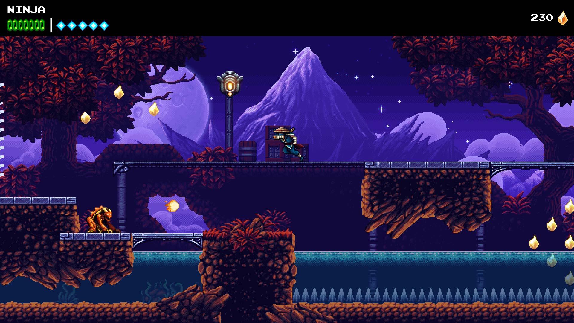Скриншот №4 к The Messenger