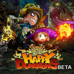 Happy Dungeons Open Beta