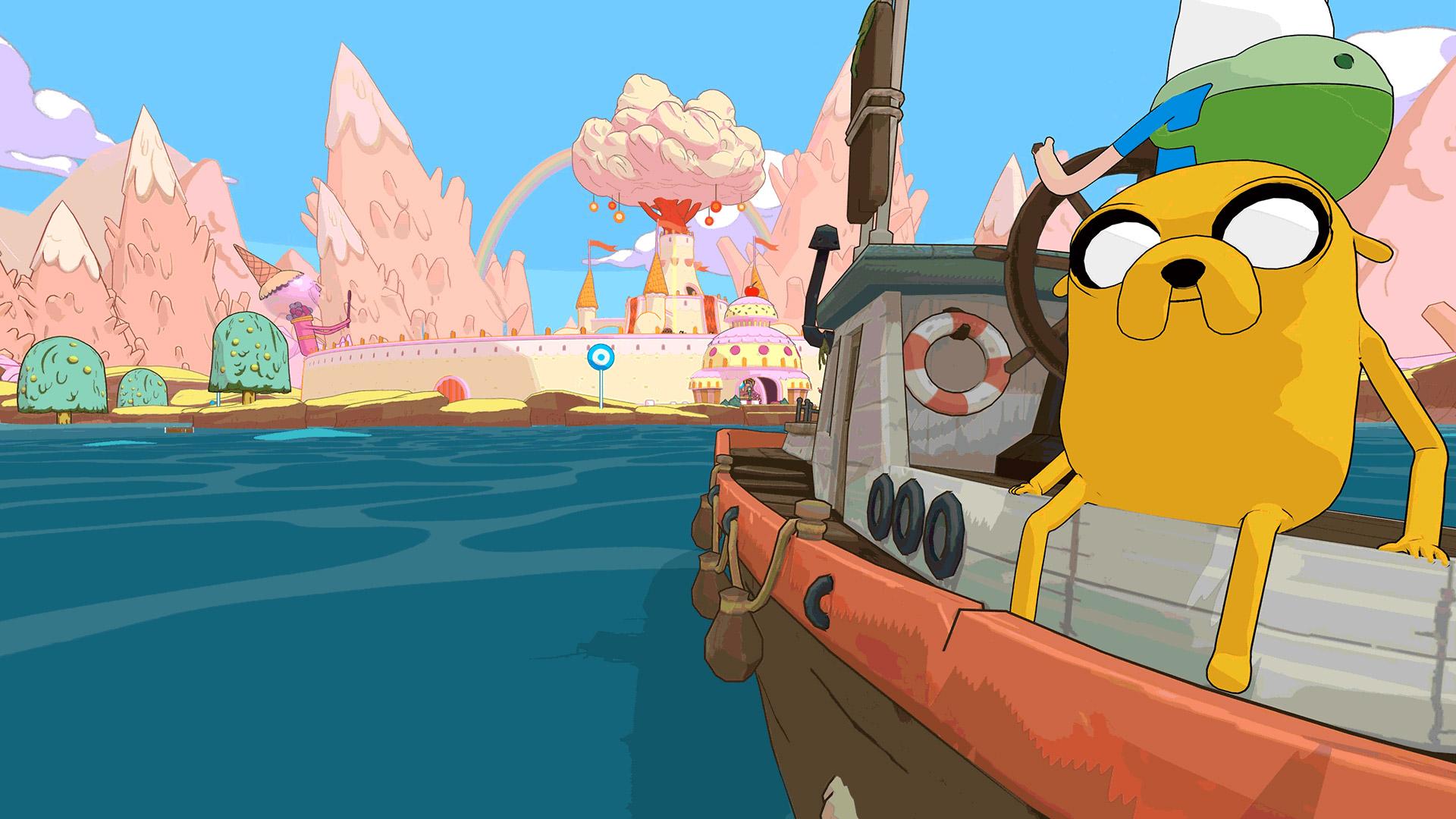 Скриншот №2 к Adventure Time Pirates of the Enchiridion