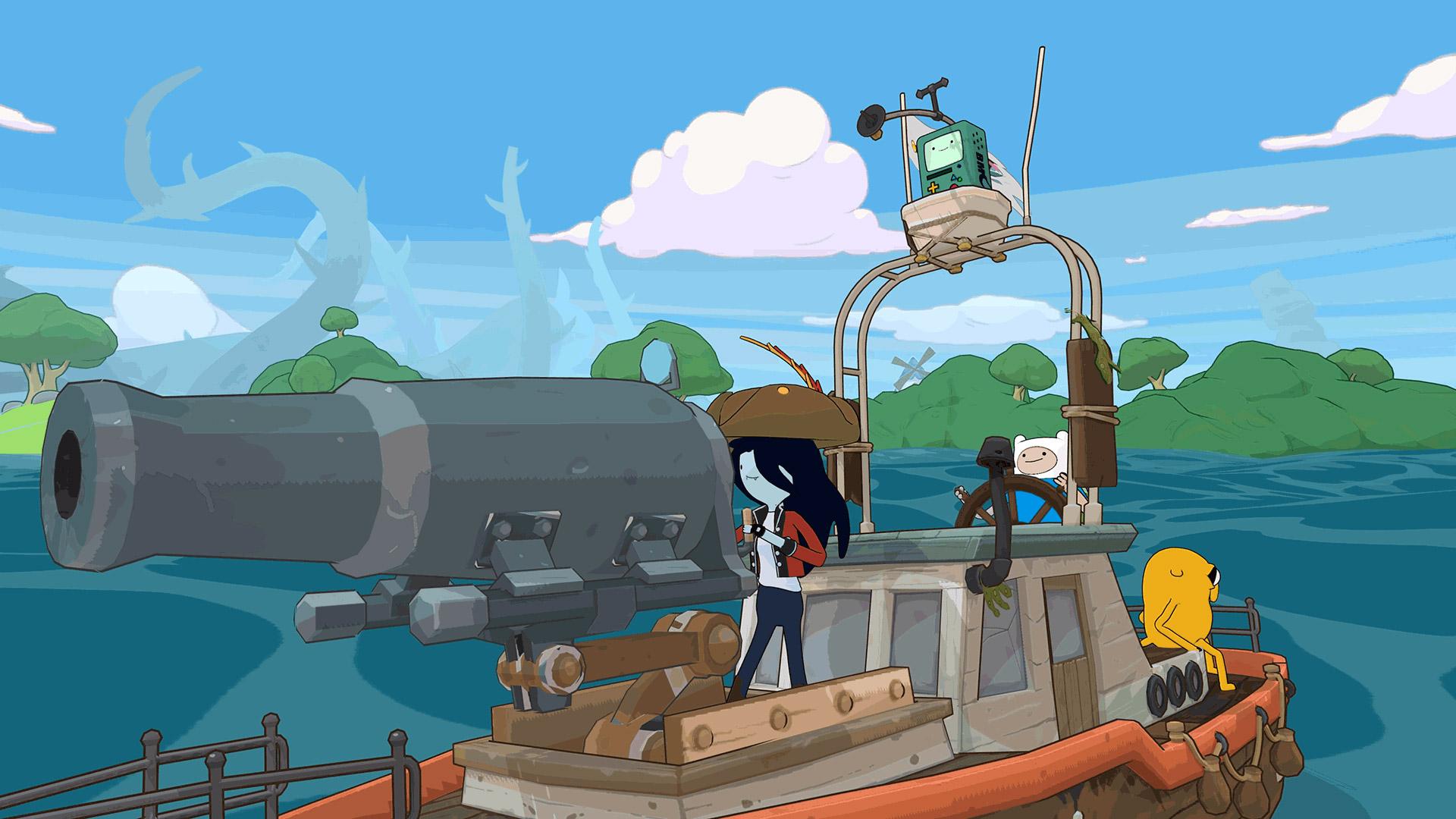 Скриншот №6 к Adventure Time Pirates of the Enchiridion