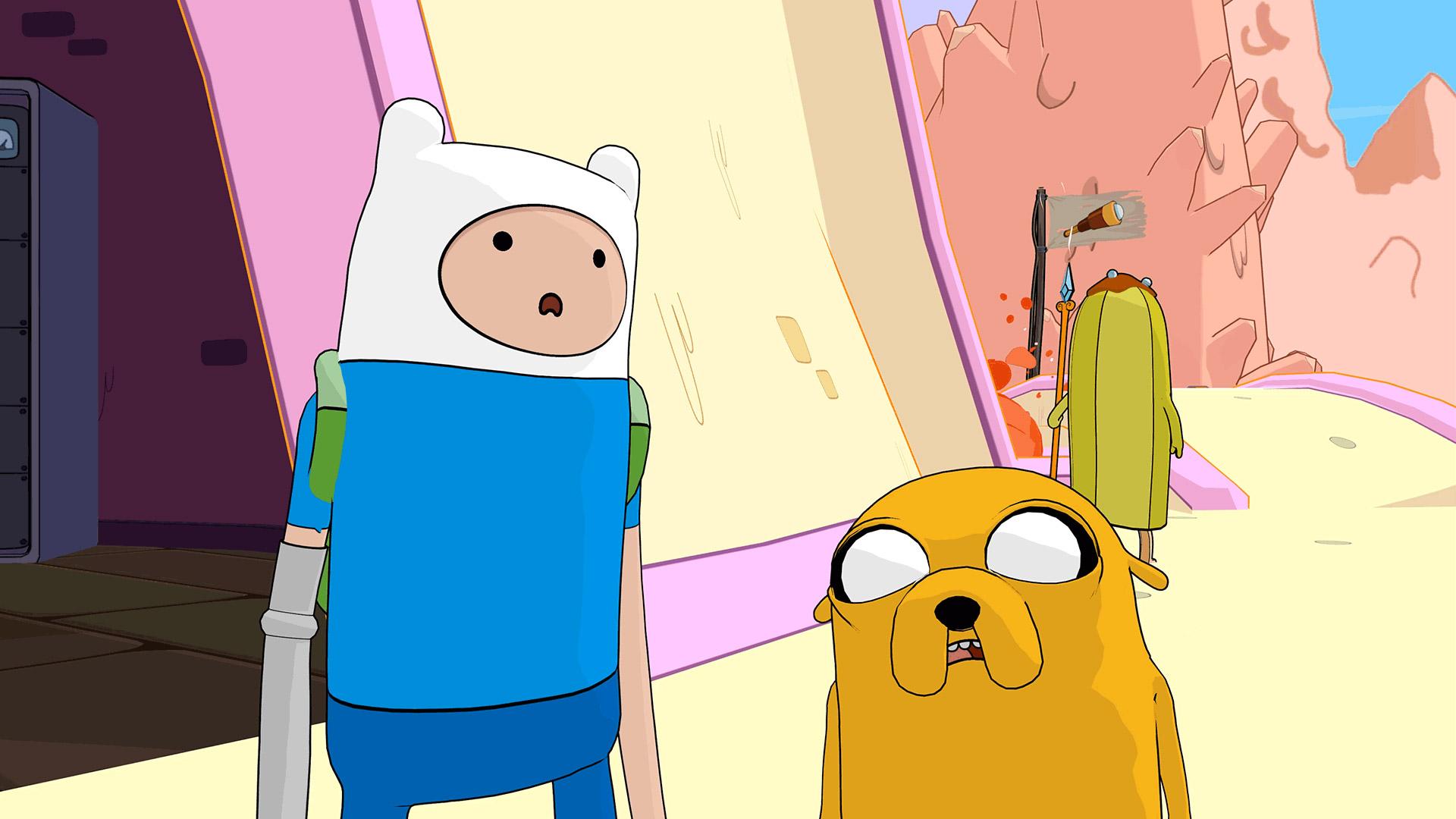 Скриншот №5 к Adventure Time Pirates of the Enchiridion