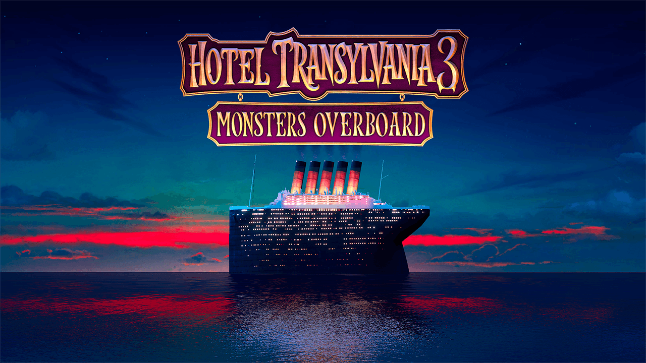 Hotel Transylvania 3 Monsters Overboard скриншот 3