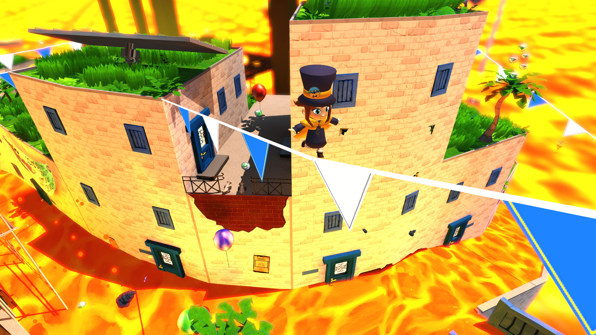 Скриншот №3 к A Hat in Time