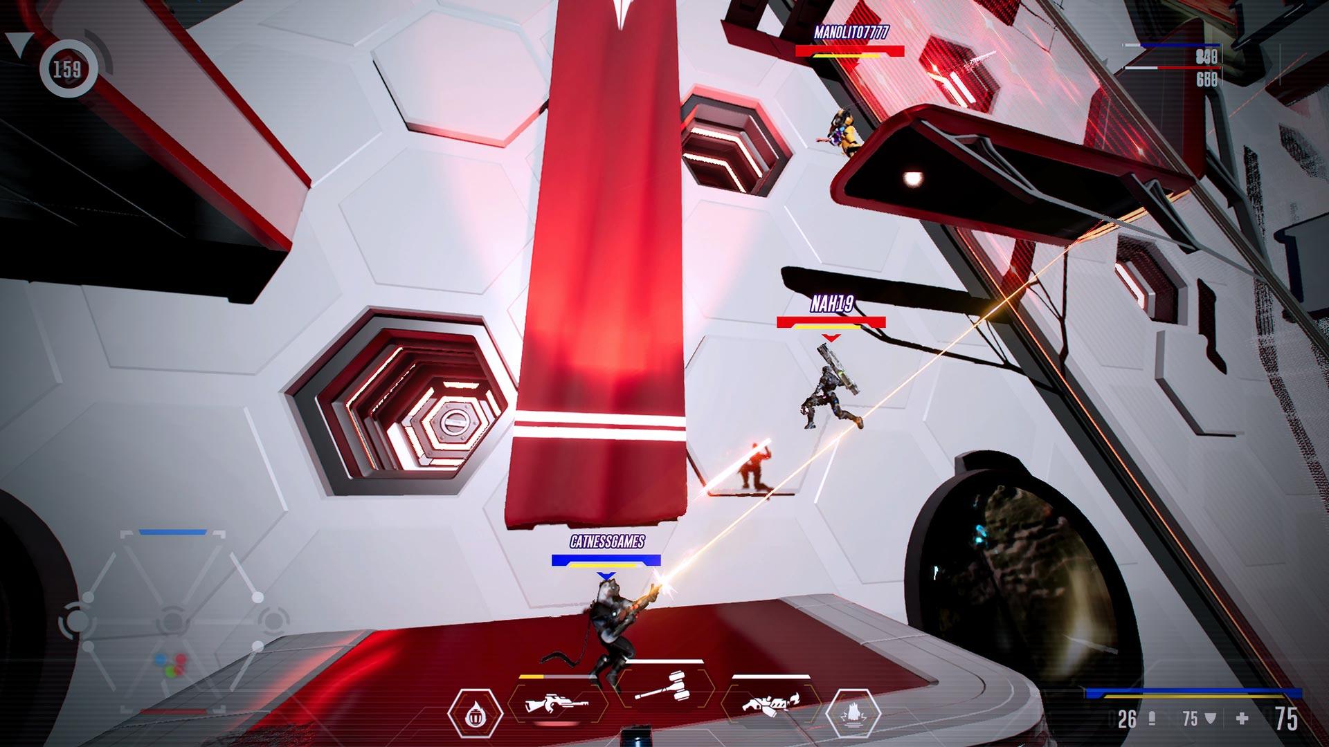 HIVE: Altenum Wars Deluxe Edition скриншот 3