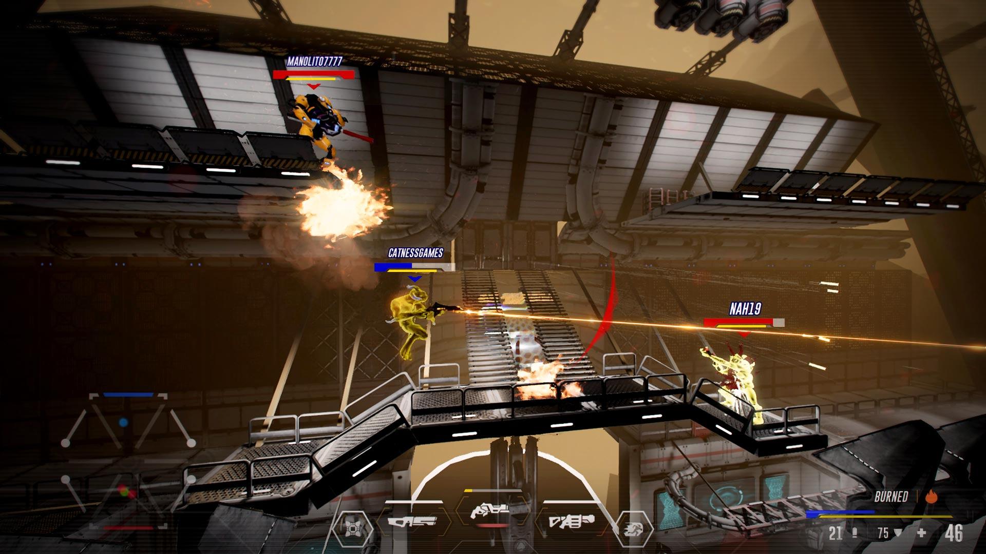 HIVE: Altenum Wars Deluxe Edition скриншот 1
