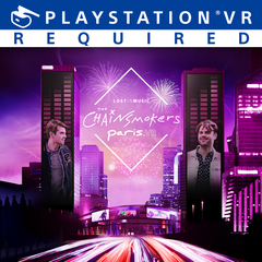 The Chainsmokers Paris.VR