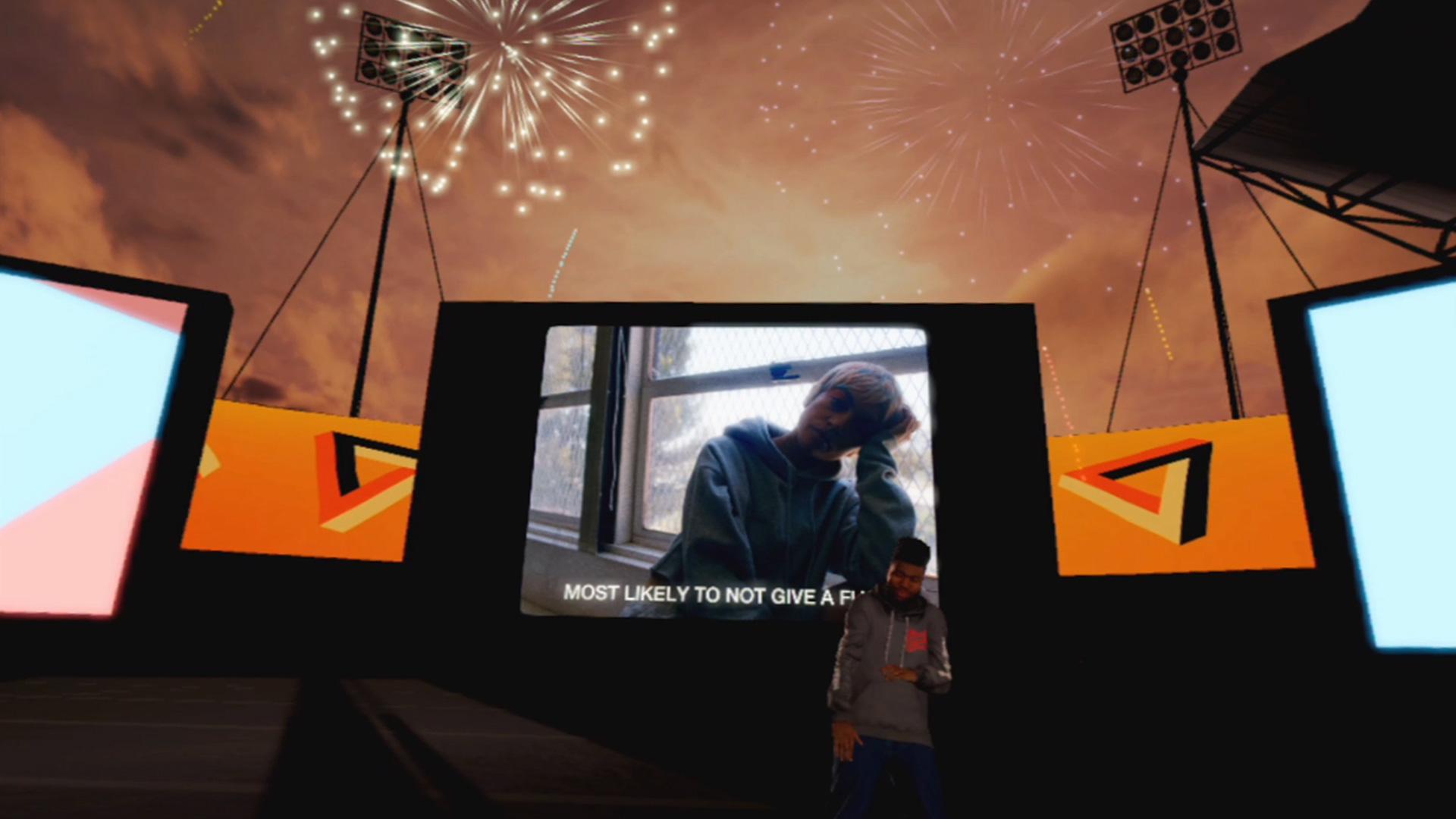 Perdido en la música: Khalid Young Dumb & Broke VR