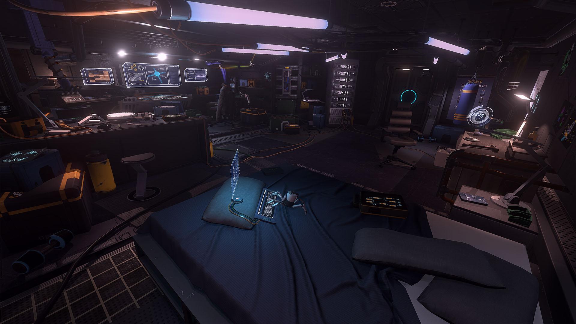 The Station скриншот 4