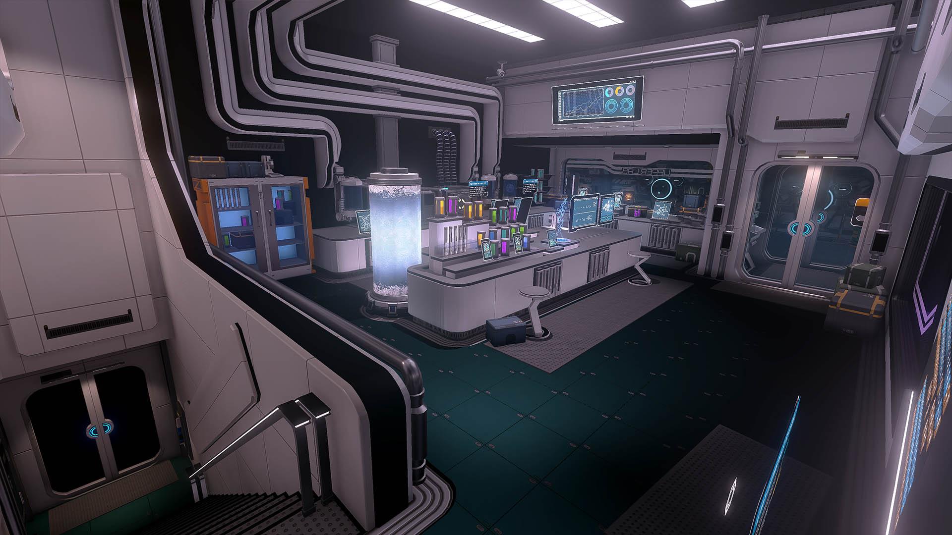 The Station скриншот 7