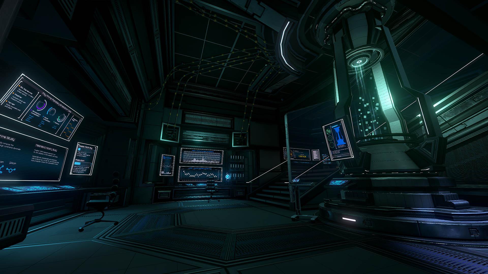 The Station скриншот 2
