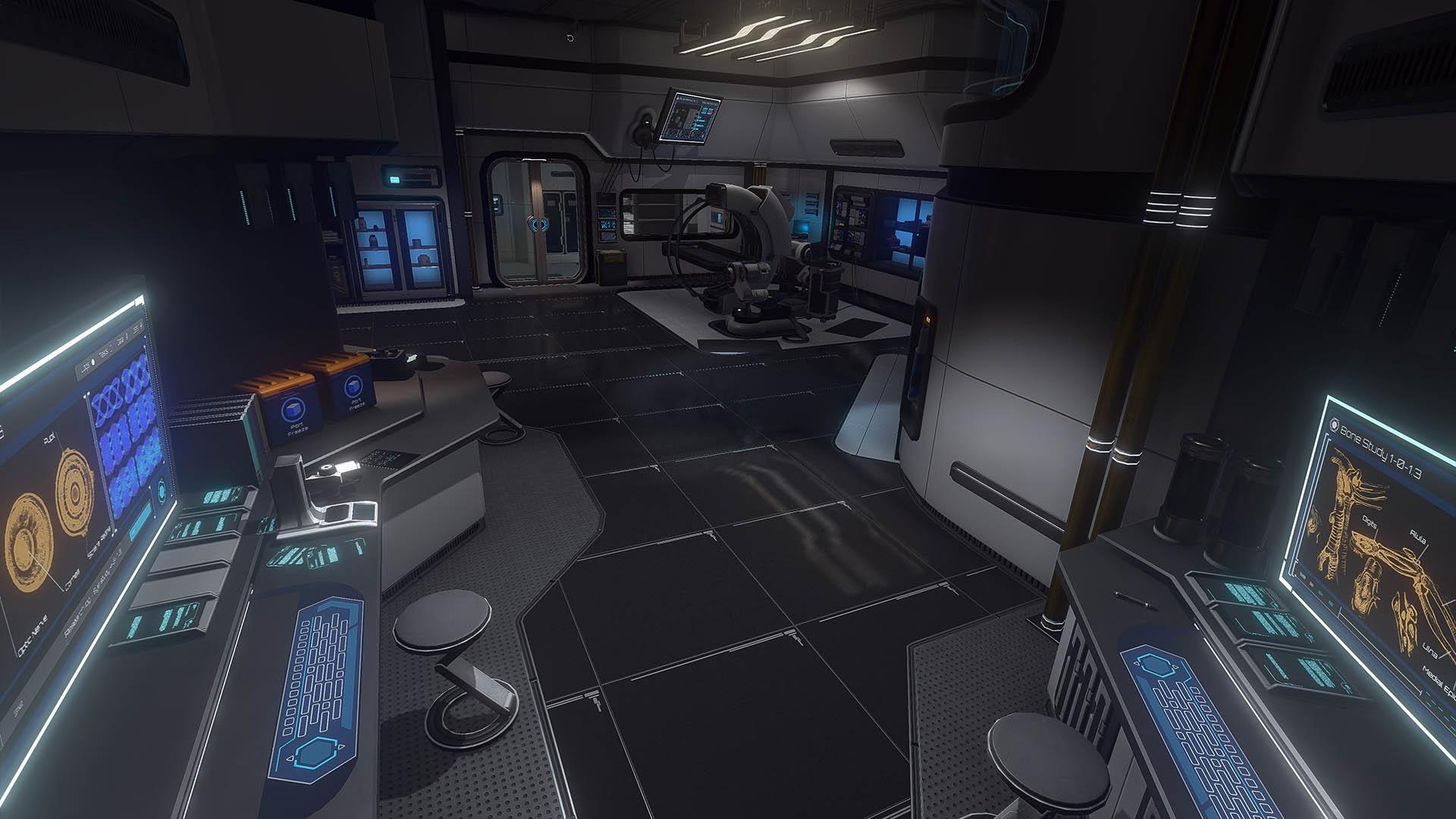 The Station скриншот 8