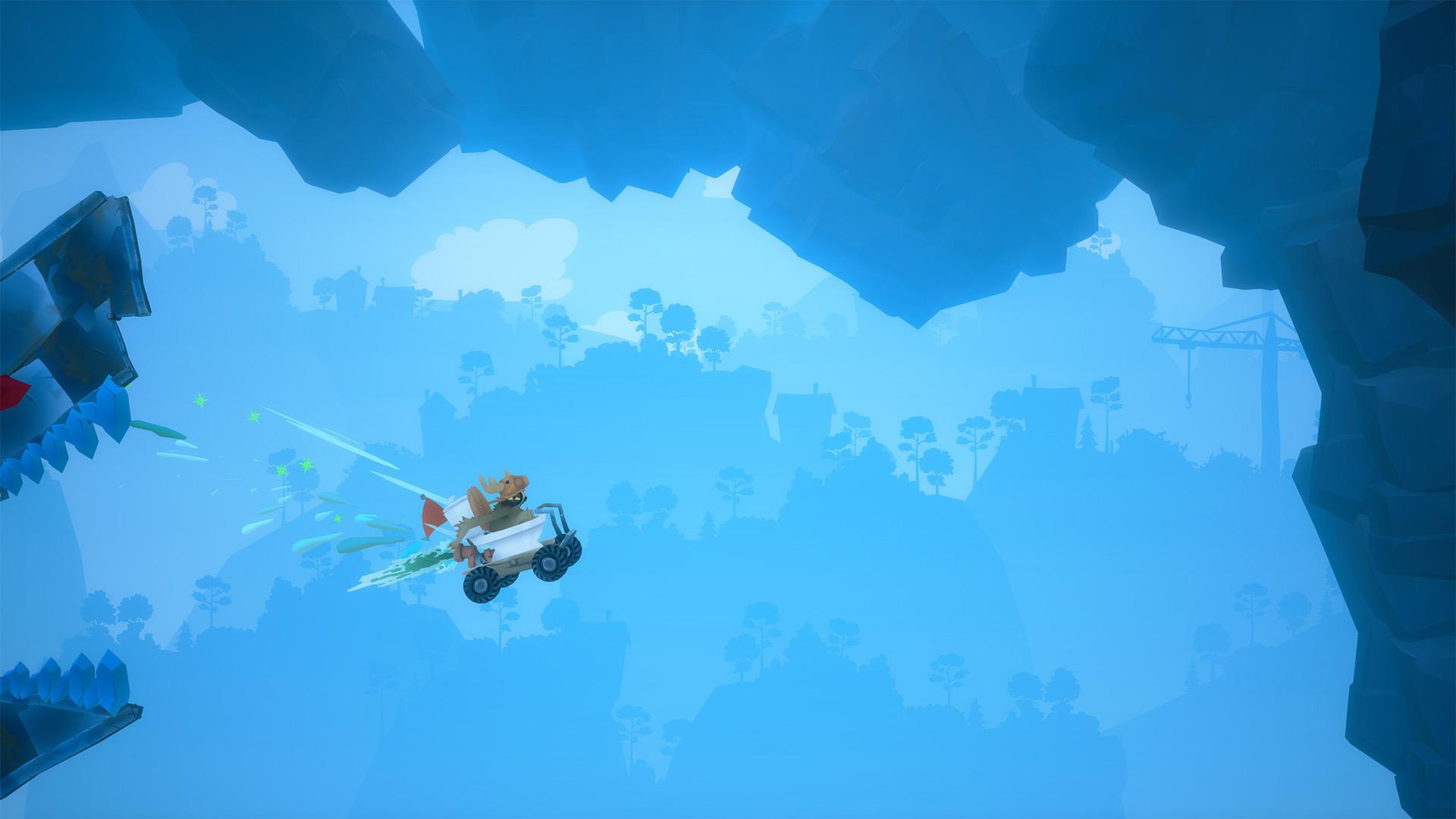 Animal Super Squad скриншот 1