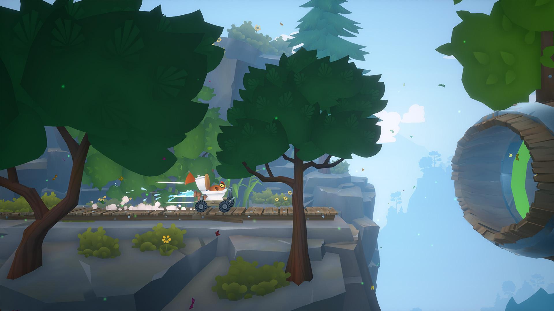 Скриншот №1 к Animal Super Squad