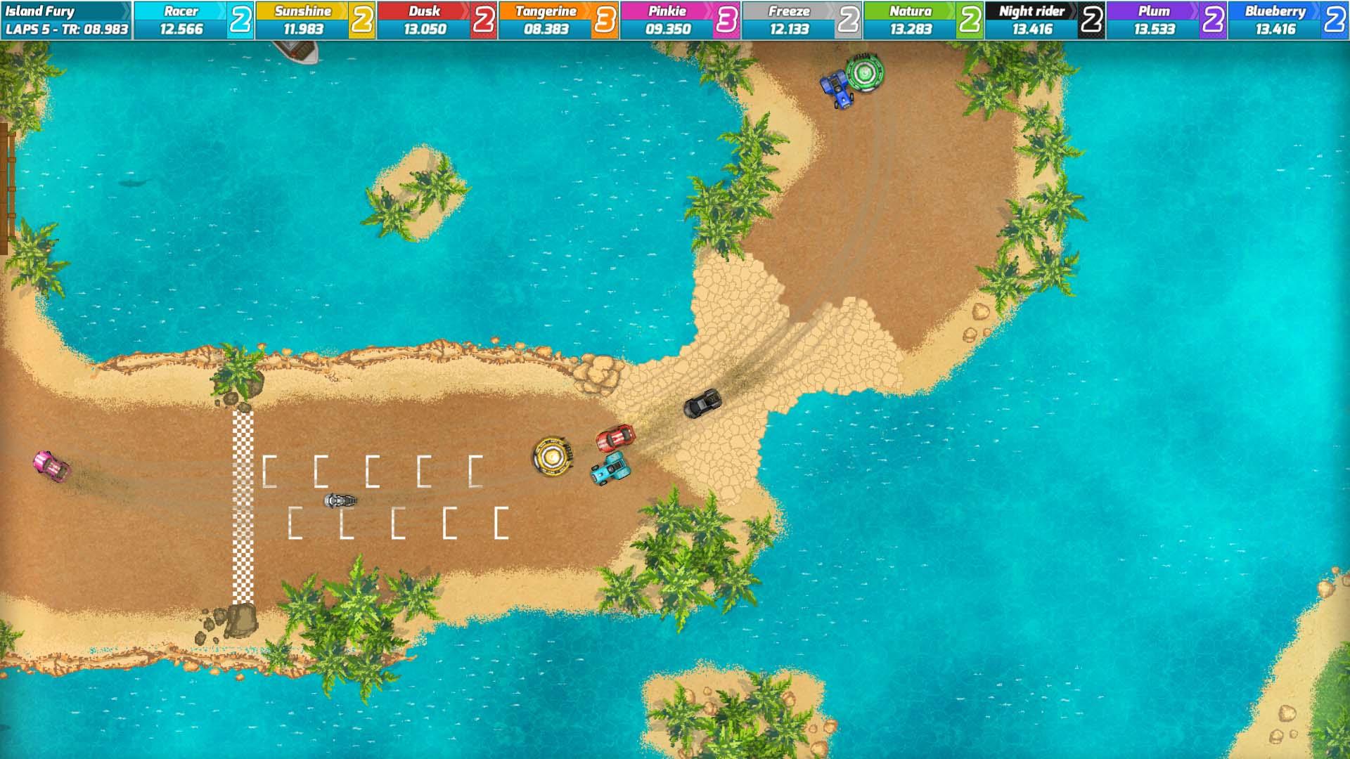 Race Arcade скриншот 2