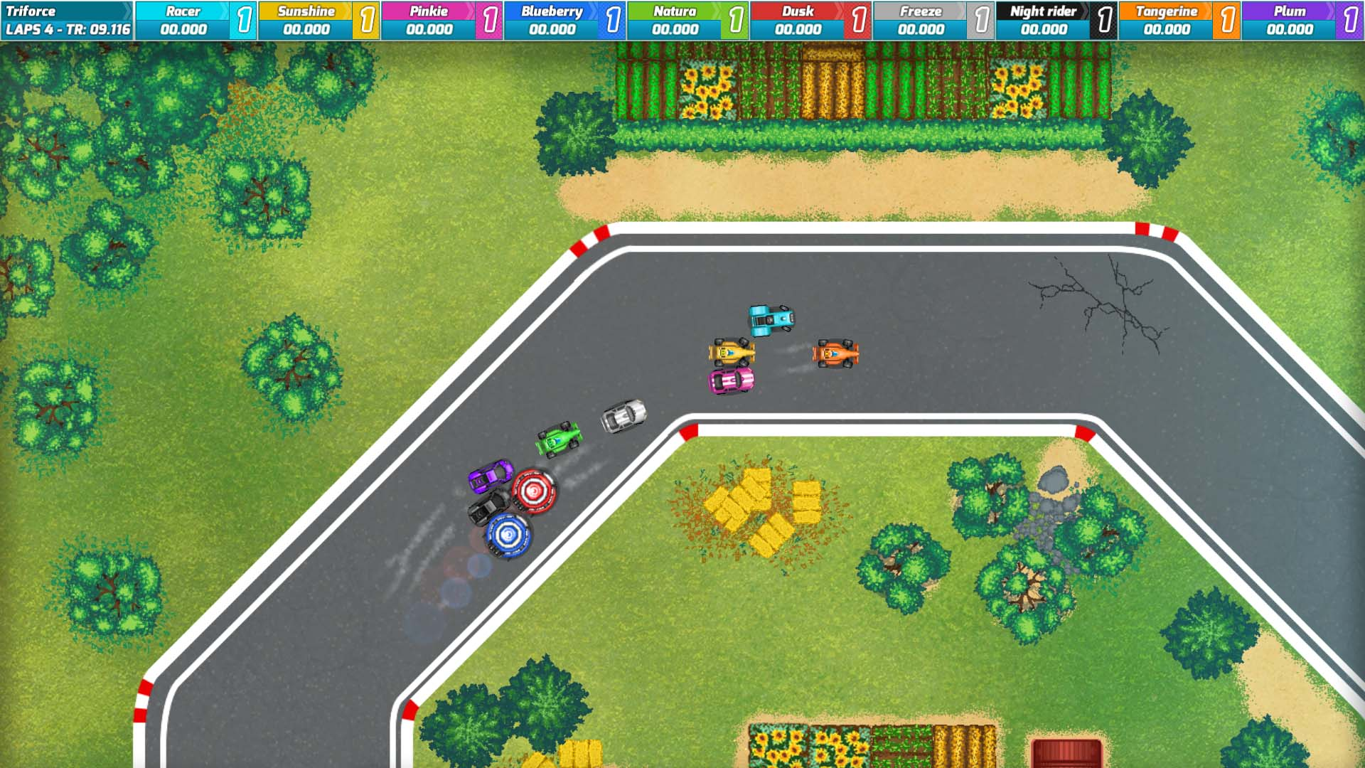 Race Arcade скриншот 4