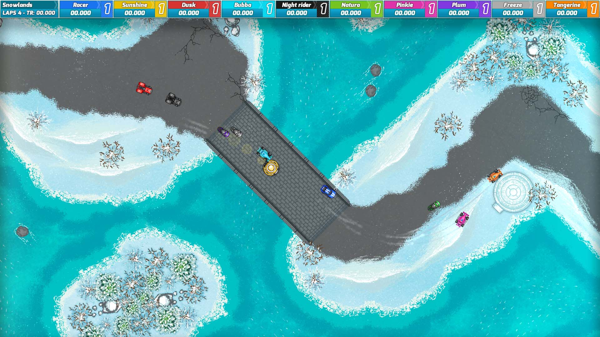 Race Arcade скриншот 7