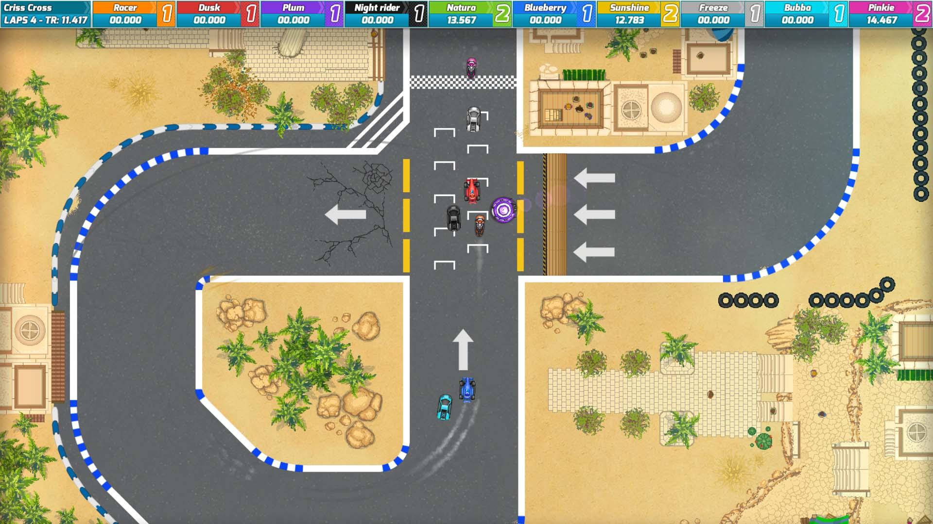 Race Arcade скриншот 5