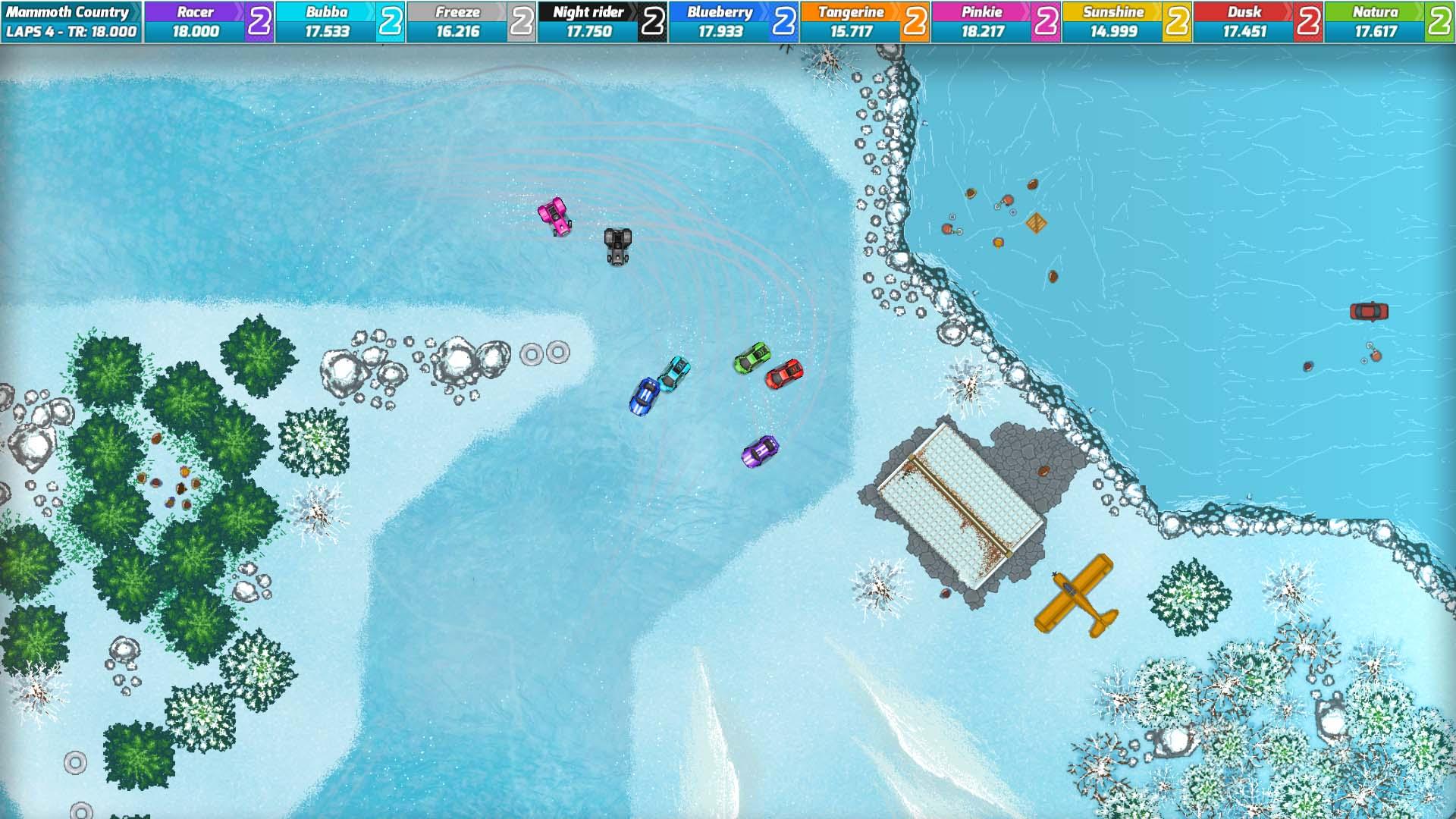 Race Arcade скриншот 1
