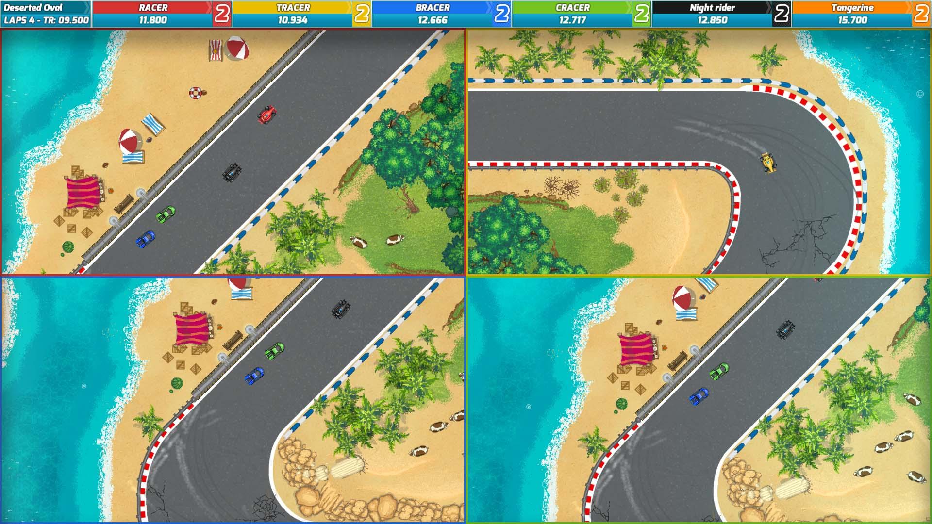 Race Arcade скриншот 6