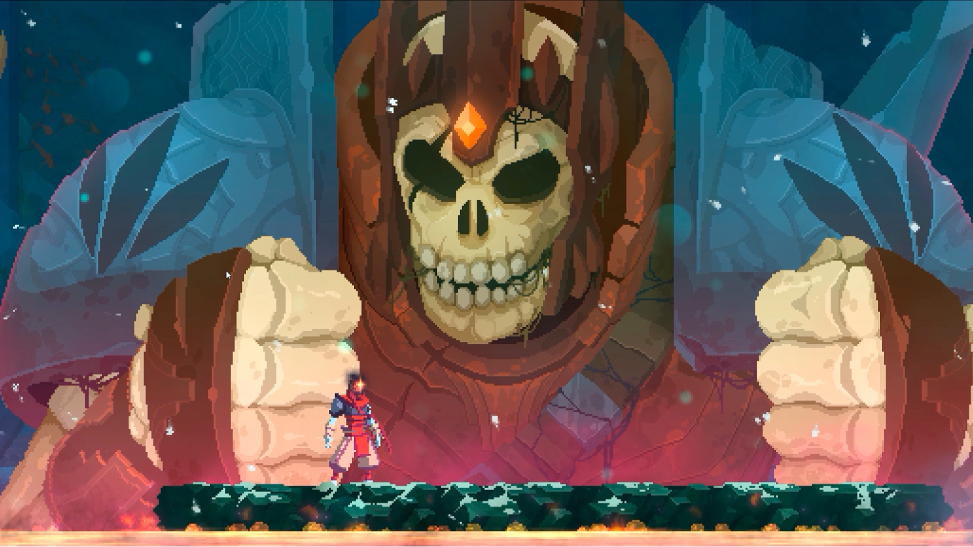 Dead Cells + Rise of the Giant Avatar скриншот 2