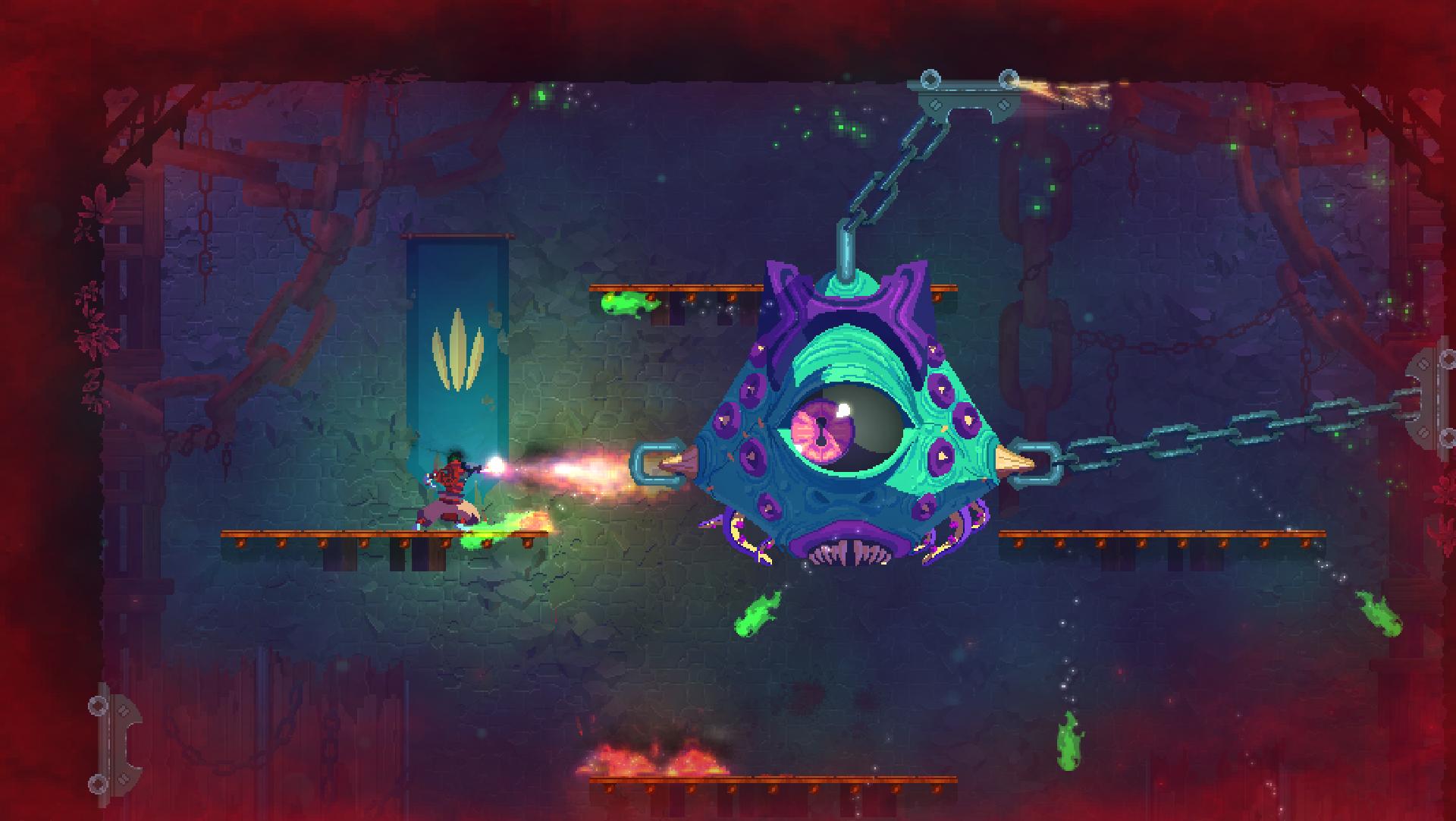 Скриншот №10 к Dead Cells