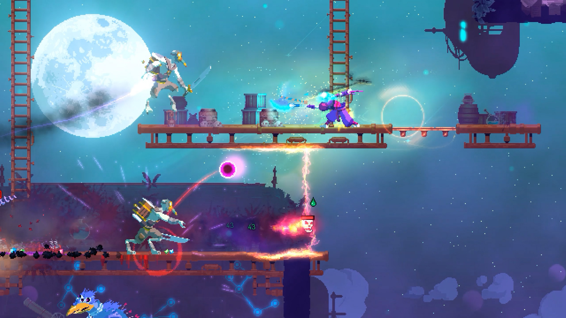 Dead Cells + Rise of the Giant Avatar скриншот 5