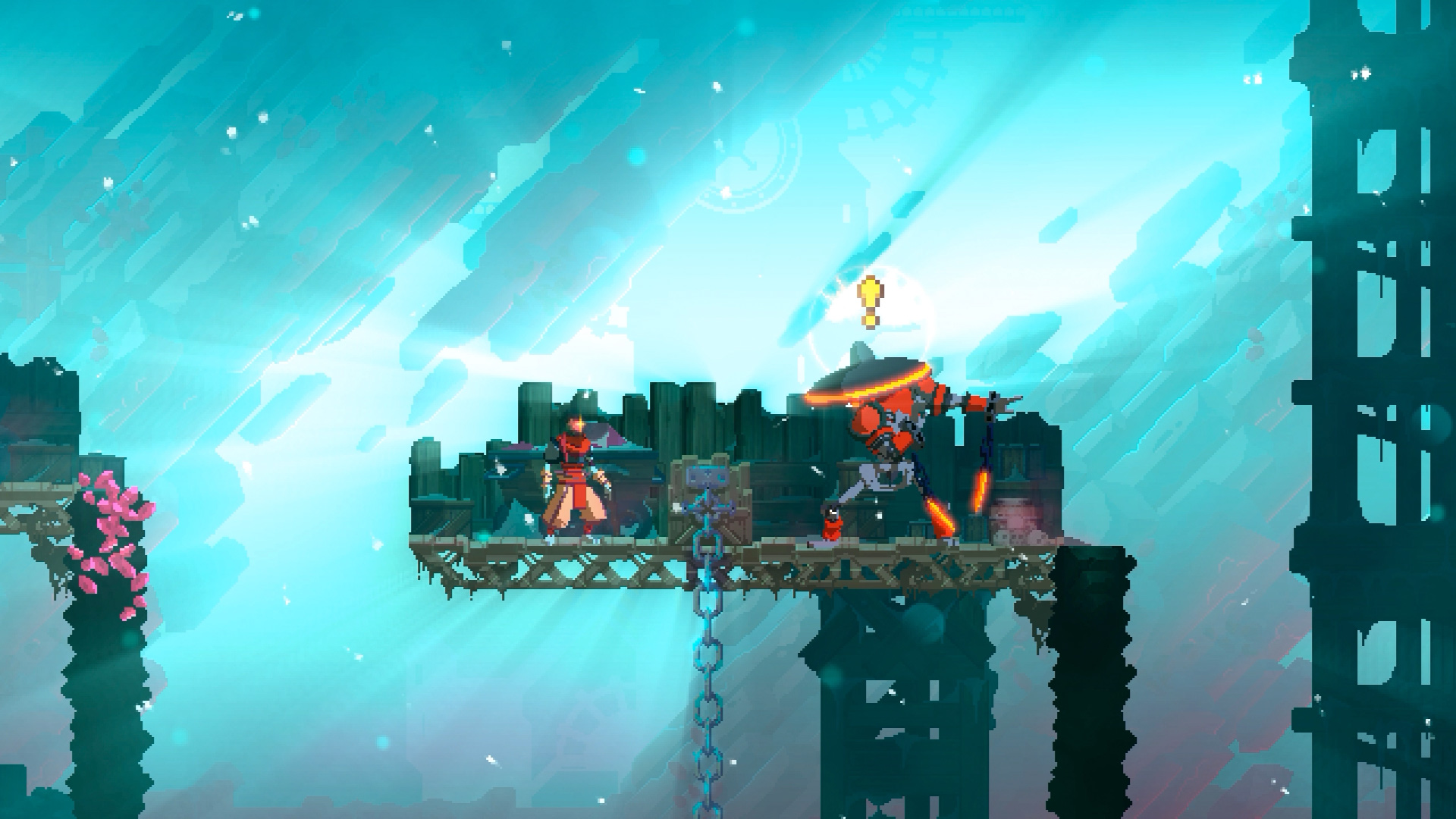 Dead Cells + Rise of the Giant Avatar скриншот 1