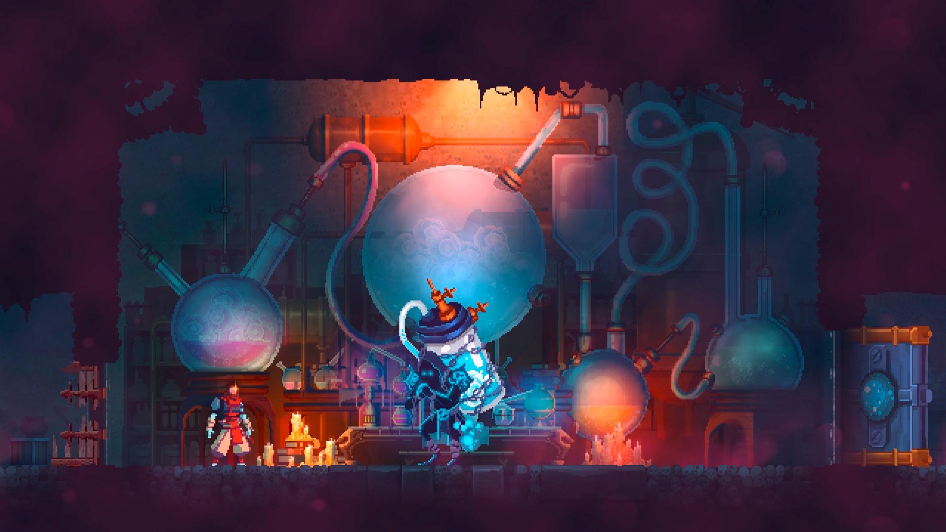 Скриншот №7 к Dead Cells