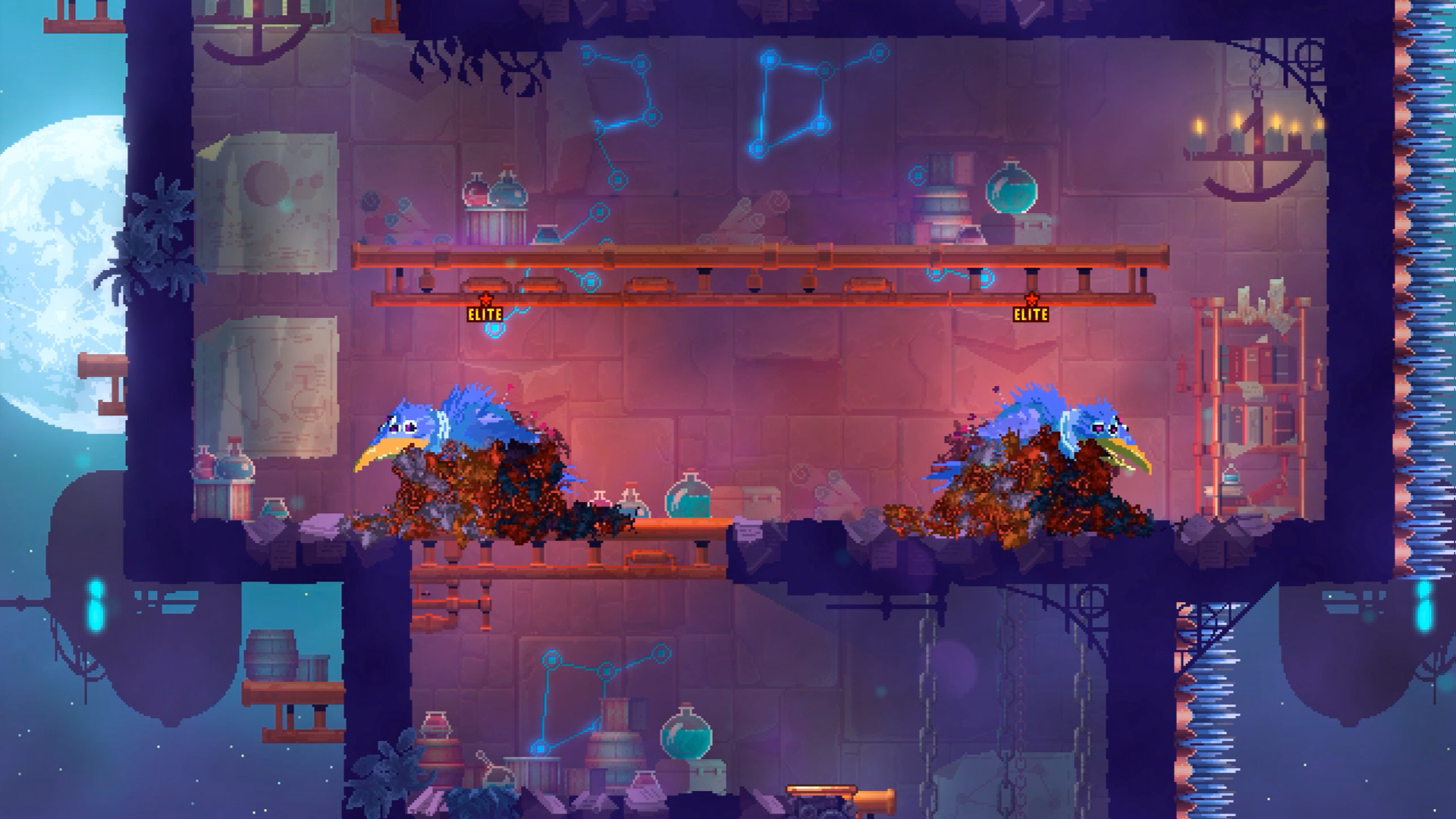 Dead Cells + Rise of the Giant Avatar скриншот 4