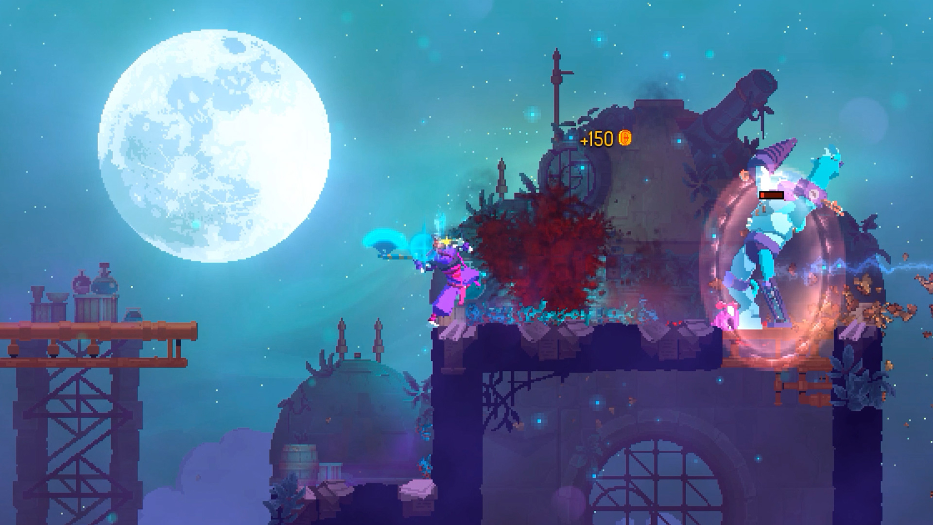 Dead Cells + Rise of the Giant Avatar скриншот 3