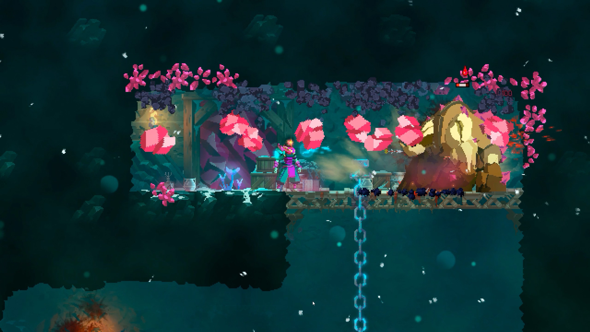 Dead Cells + Rise of the Giant Avatar скриншот 6