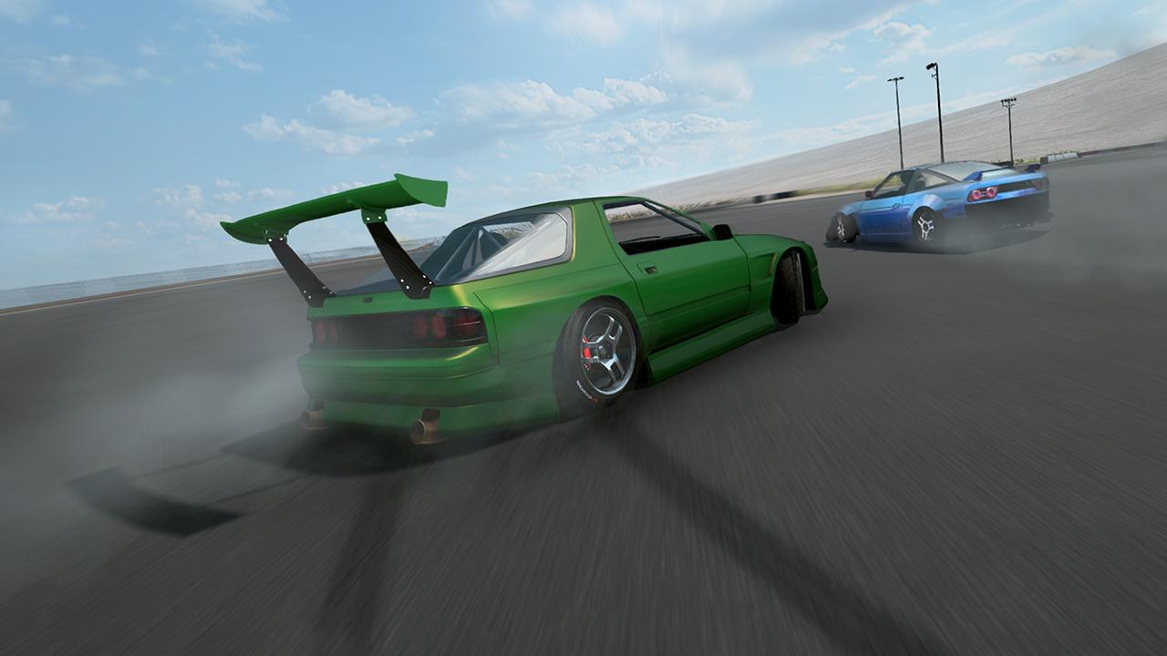 Drift Zone скриншот 3