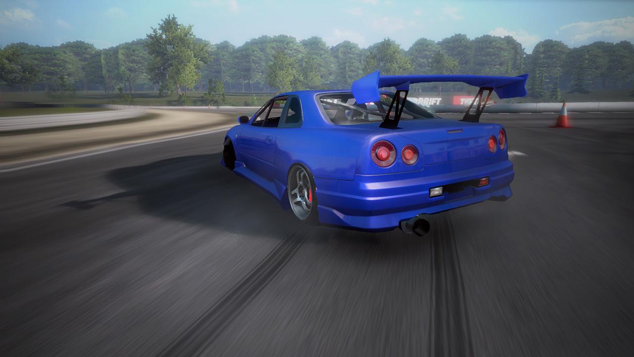 Drift Zone скриншот 1