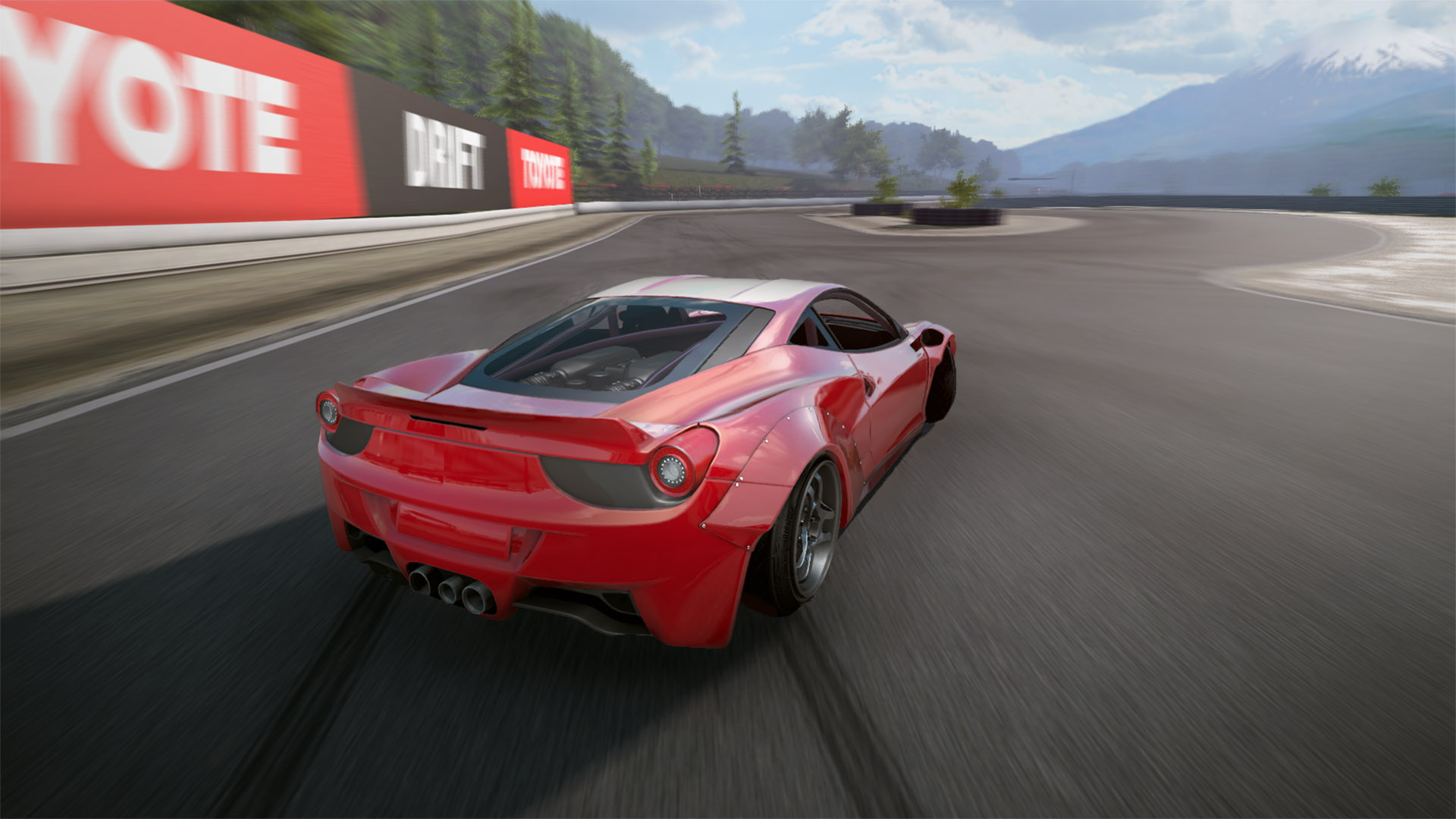 Drift Zone On Ps4 Official Playstation Store Thailand