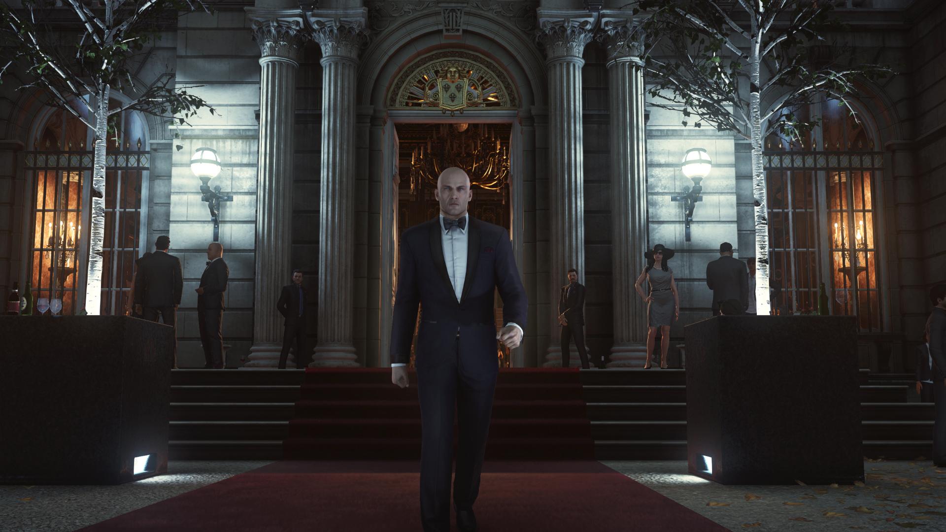 Скриншот №1 к HITMAN обновление до набора издания «Игра года» — «Наследие»