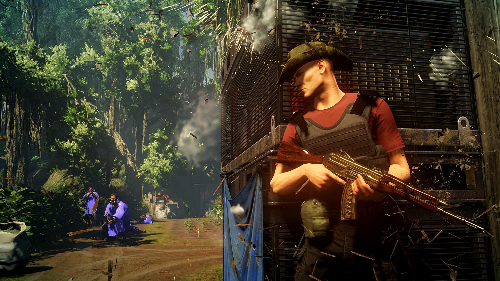 Аренда Hitman 2 на PlayStation 4