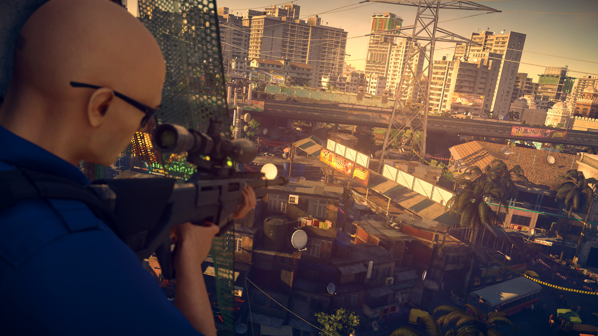 Прокат Hitman 2 на PS4